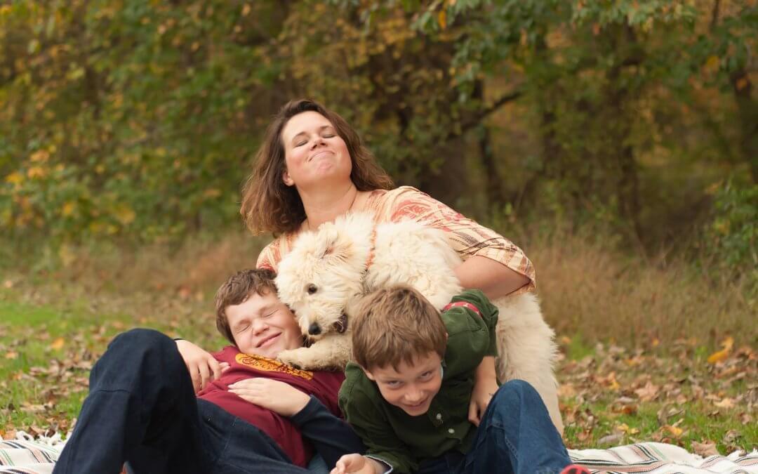 Guest Post: Julie of Ohana Swirls, Tells Us Her Autism Story