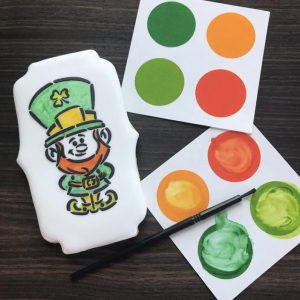 St. Patrick's Day Cookie Decorating PYO Pallets