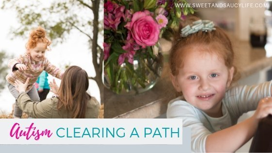 Scarlett and April - Autism: Clearing a Path