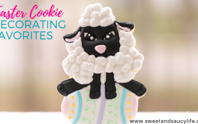 Easter Cookie Decorating Favorites