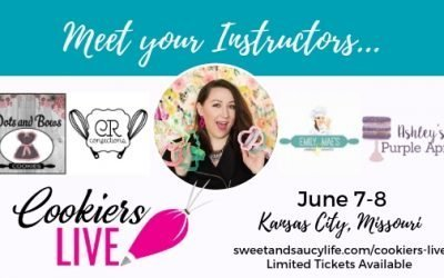 Cookiers LIVE: Meet Your Instructors