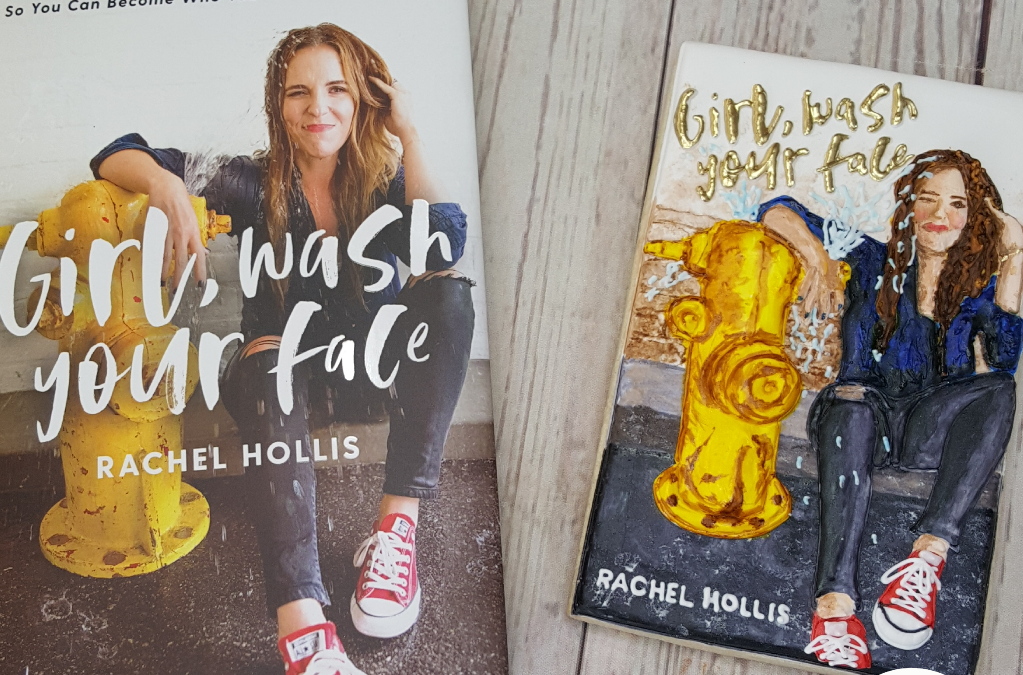 The Rachel Hollis – Girl, Wash Your Face Cookie