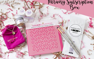 February Sweet & Saucy Life Subscription Box Reveal