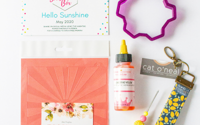 "Sweet & Saucy Life Subscription Box Reveal – ""Hello Sunshine"" Box"