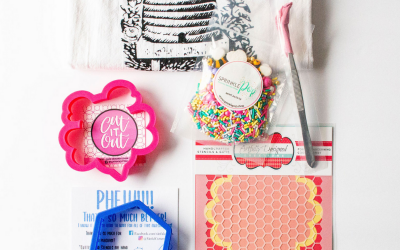 """Sweet & Saucy Life Subscription Box Reveal – """"Bee Kind"""" Box"""
