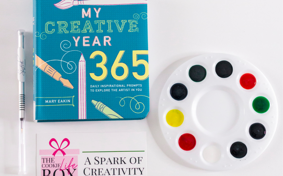 "The Cookie Life Box Reveal January 2021 - ""A Spark of Creativity"""