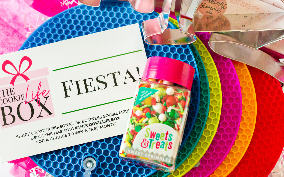 "The Cookie Life Box Reveal – ""Fiesta"""