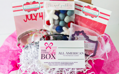 """The Cookie Life Box Reveal – """"All American"""""""