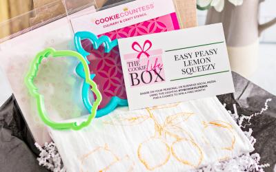 "The Cookie Life Box Reveal – ""Easy Peasy Lemon Squeezy"""