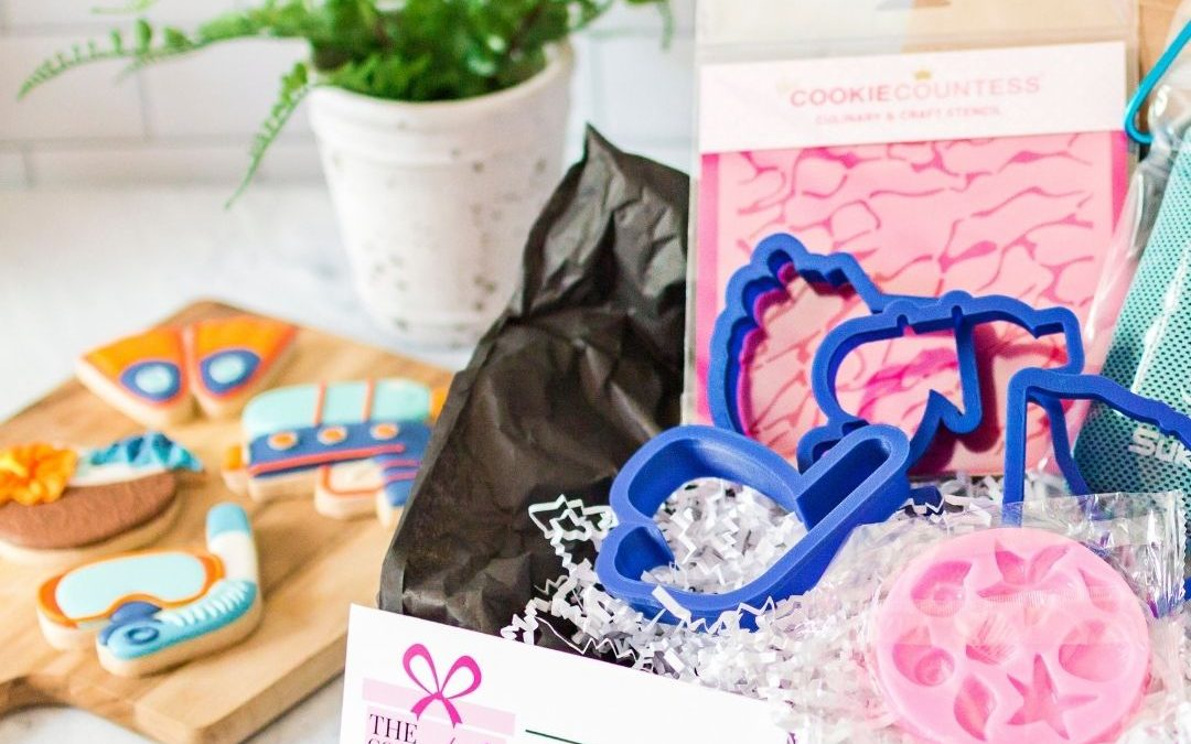 """The Cookie Life Box Reveal – """"Life's a Beach"""""""